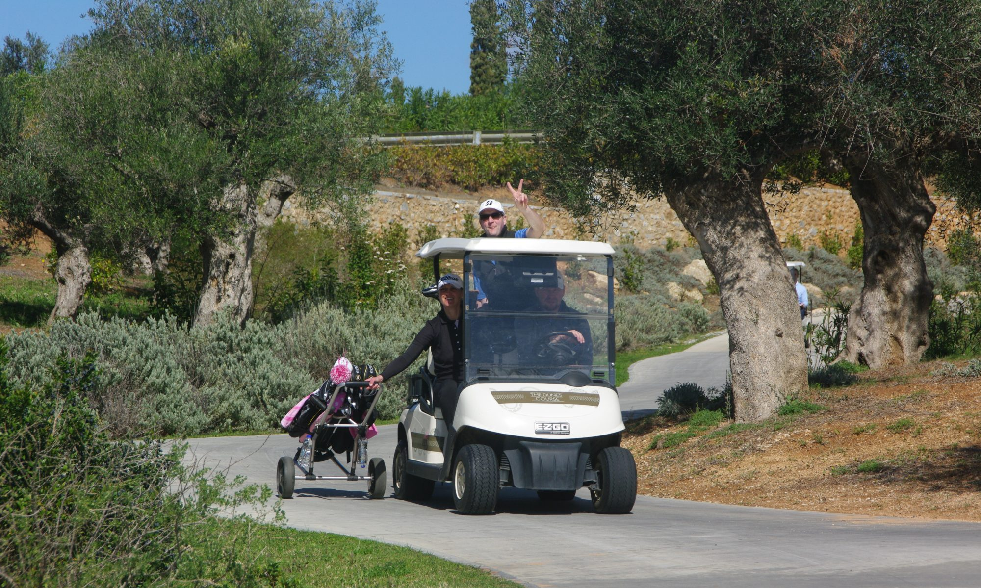 Guter Golfunterricht